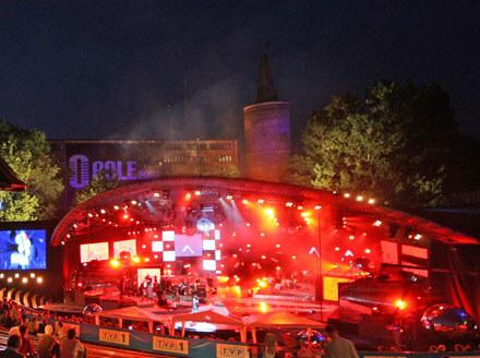 Amfiteatr w Opolu /MWMedia