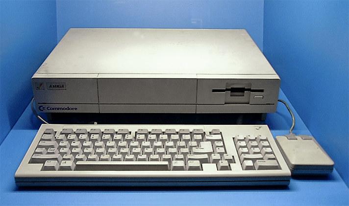 Amiga 1000 /Wikipedia