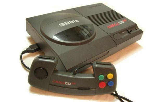 Amiga CD32 w 1993 roku była marzeniem każdego małego i dużego miłośnika gier wideo /Informacja prasowa