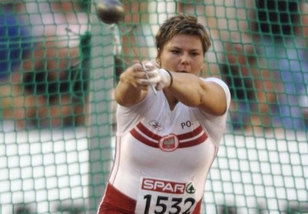amila Skolimowska zajęła drugie miejsce w Stuttgarcie /AFP