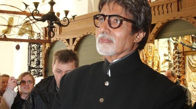 Amitabh Bachchan jest zachwycony kinematograficznym potencjałem Krakowa /PAP