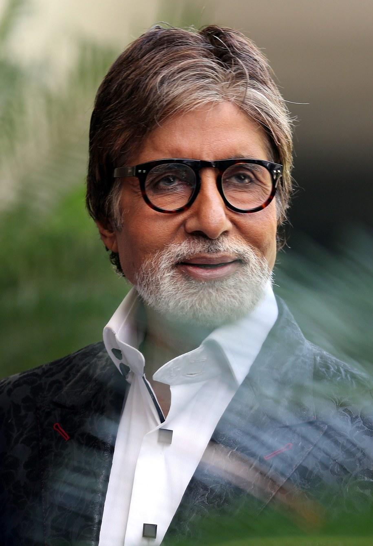 Amitabh Bachchan /MONEY SHARMA (PAP/EPA) /PAP/EPA