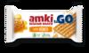 Amki TO GO – zdrowsza słodka przekąska na bazie sezamu. Nowość produktowa