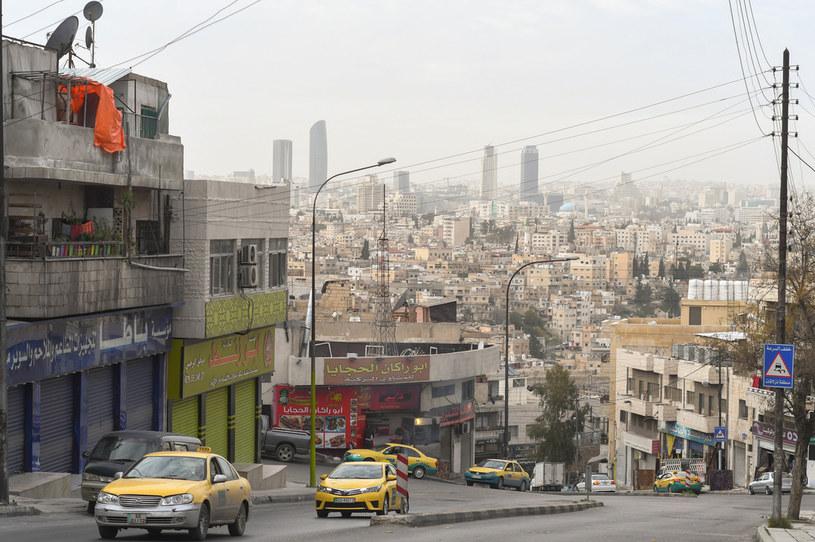 Amman, zdj. ilustracyjne /Artur Widak/NurPhoto /Getty Images
