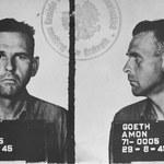 Amon Goeth: Kat z niemieckiego obozu koncentracyjnego w Płaszowie
