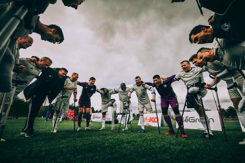 AMP Futbol /Jacek Prondzynski /Informacja prasowa