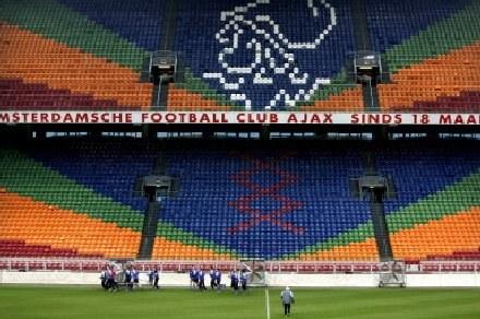Amsterdam ArenA /AFP
