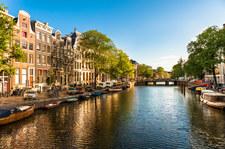 Amsterdam. Europejskie okno na świat
