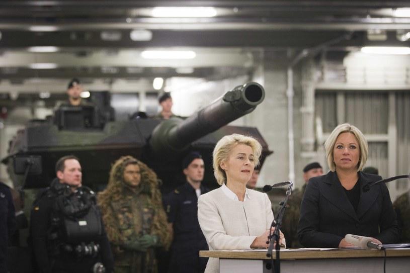 Amsterdam: Narada ministrów obrony i szefów dyplomacji UE /EPA/EVERT-JAN DANIELS  /PAP/EPA