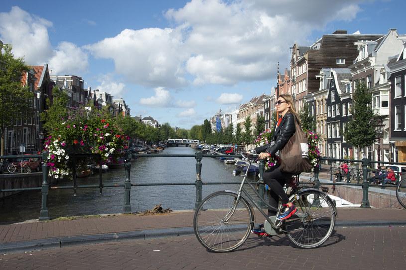 Amsterdam; zdj. ilustracyjne /Casey B. Gibson/Sipa USA /East News