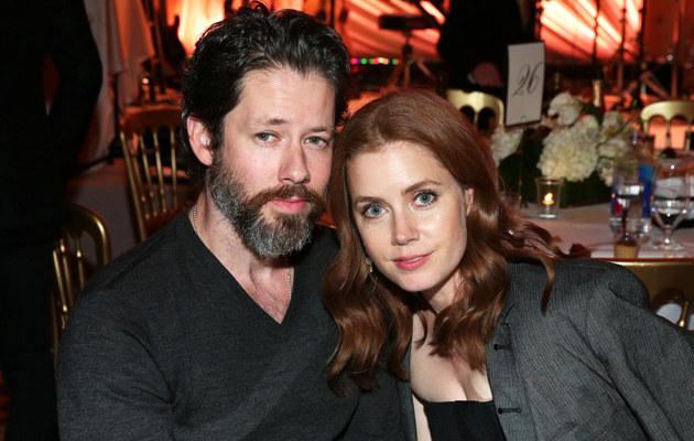 Amy Adams i Darren Le Gallo pobrali się po 14 latach związku! /Jonathan Leibson /Getty Images