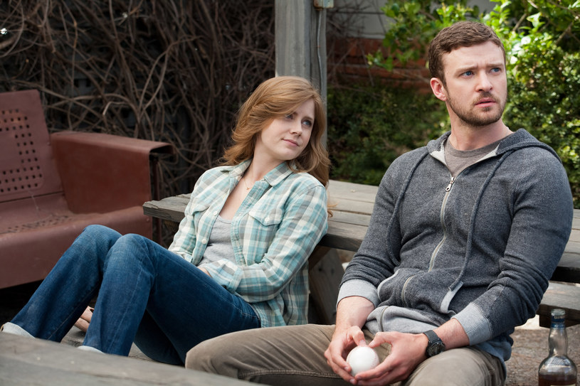 Amy Adams oraz Justin Timberlake w wyjątkowej opowieści o życiu i miłości /materiały prasowe