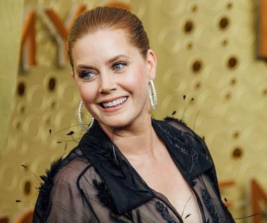 Amy Adams: Podkochuję się w Robercie De Niro