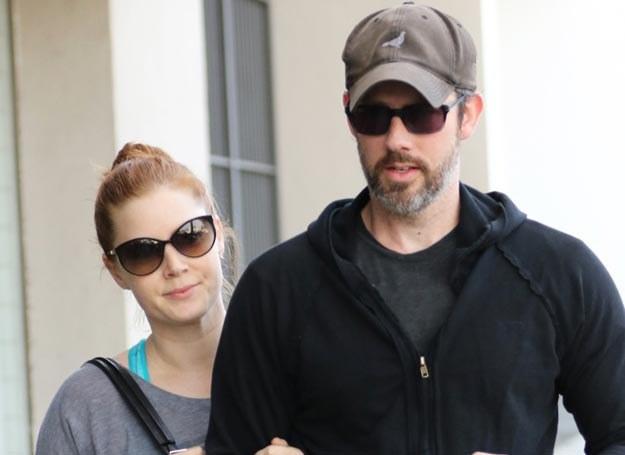 Amy Adams z mężem /LA Photo Lab/Splash News /East News