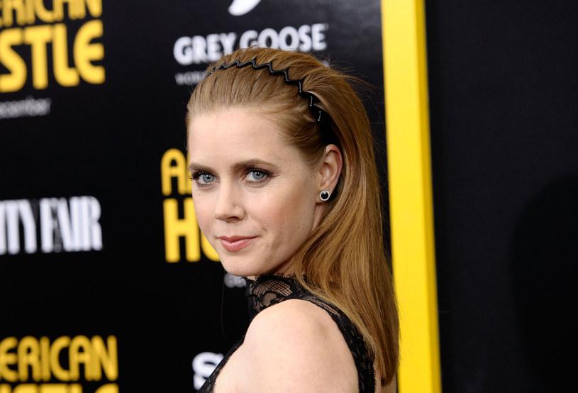 Amy Adams /Getty Images/Flash Press Media