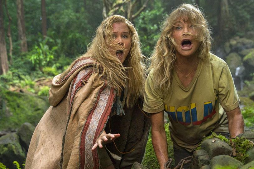 """Amy Schumer i Goldie Hawn w """"Babskich wakacjach"""" /materiały prasowe"""