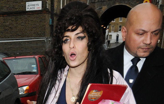 Amy Winehouse   /Splashnews