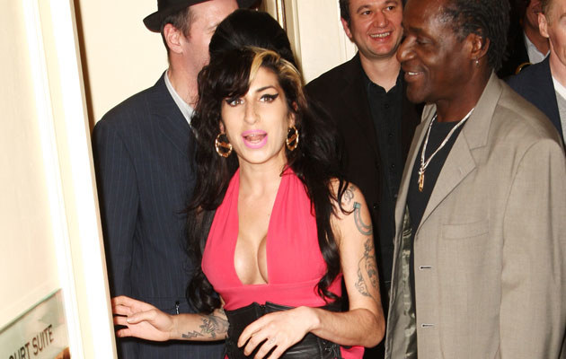 Amy Winehouse, fot. Dave Hogan   /Getty Images/Flash Press Media