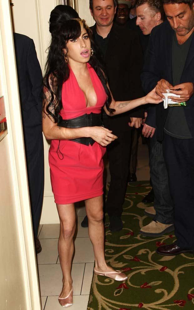 Amy Winehouse, fot. Dave Hogan  /Getty Images/Flash Press Media