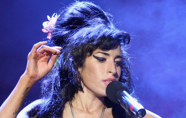Amy Winehouse, fot.Dave Hogan   /Getty Images/Flash Press Media
