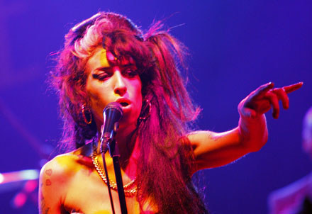 Amy Winehouse fot. Epsilon /Getty Images/Flash Press Media