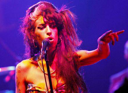 Amy Winehouse fot. Epsilon /Getty Images/Flash Press Media