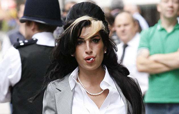 Amy Winehouse, fot. Neil Mockford   /Getty Images/Flash Press Media