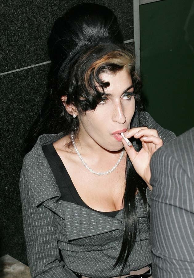 Amy Winehouse, fot.Neil Mockford  /Getty Images/Flash Press Media