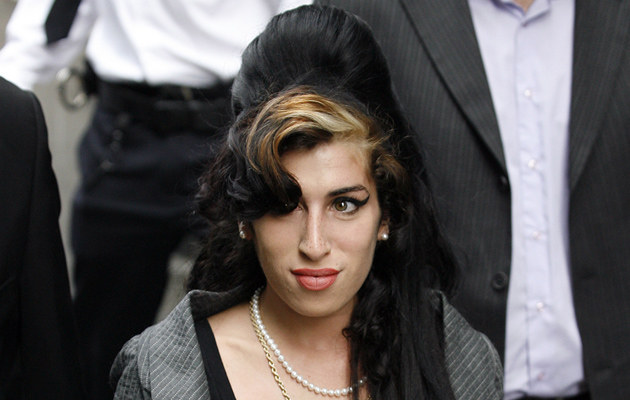 Amy Winehouse, fot.Neil Mockford   /Getty Images/Flash Press Media