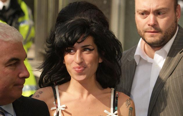 Amy Winehouse, fot. Oli Scarff  /Getty Images/Flash Press Media
