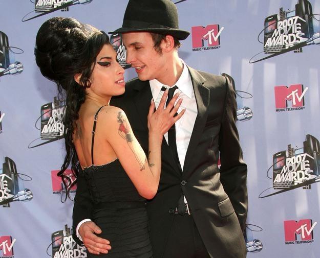 Amy Winehouse i Blake Fielder-Civil w 2007 roku - fot. Frederick M. Brown /Getty Images/Flash Press Media