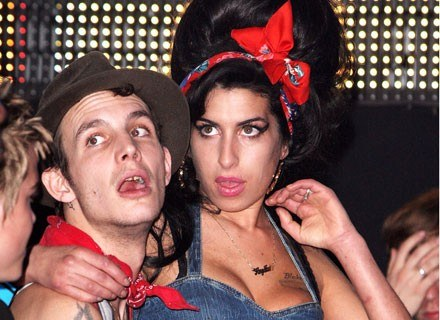 Amy Winehouse i Blake Fielder-Civil /Getty Images/Flash Press Media