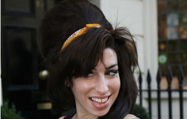Amy Winehouse po wizycie u dentysty  /Splashnews