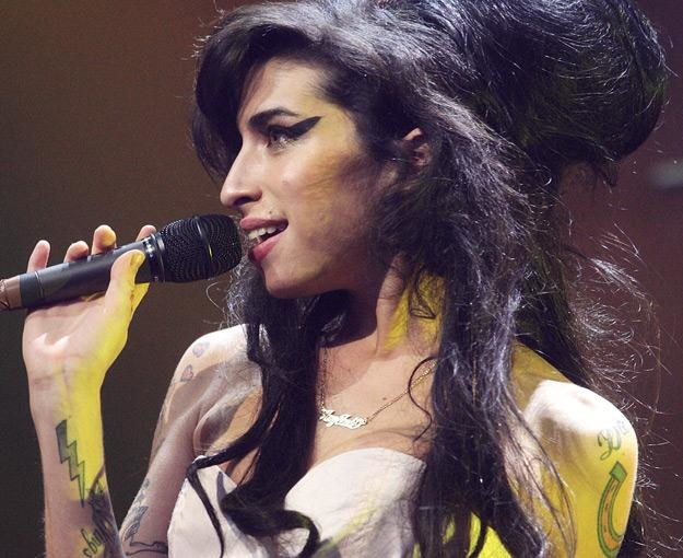 Amy Winehouse w 2007 roku - fot. Dave Hogan /Getty Images/Flash Press Media