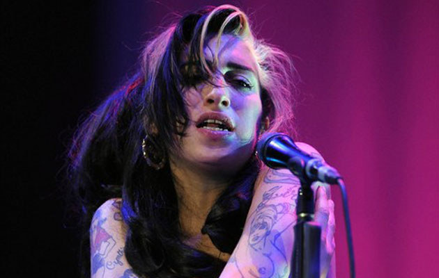Amy Winehouse w Belgradzie, fot. Rex   /East News