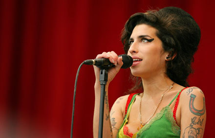 Amy Winehouse /arch. AFP