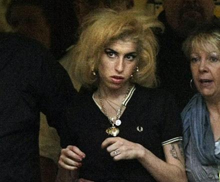 Amy Winehouse /arch. AFP