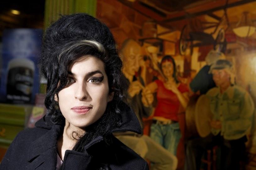 Amy Winehouse /Soren Solkaer Starbird / Retna P/REPORTER /East News