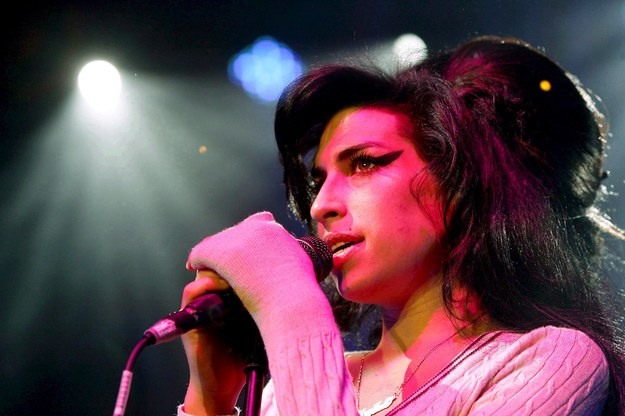 Amy Winehouse /STEFFEN SCHMIDT /PAP/EPA