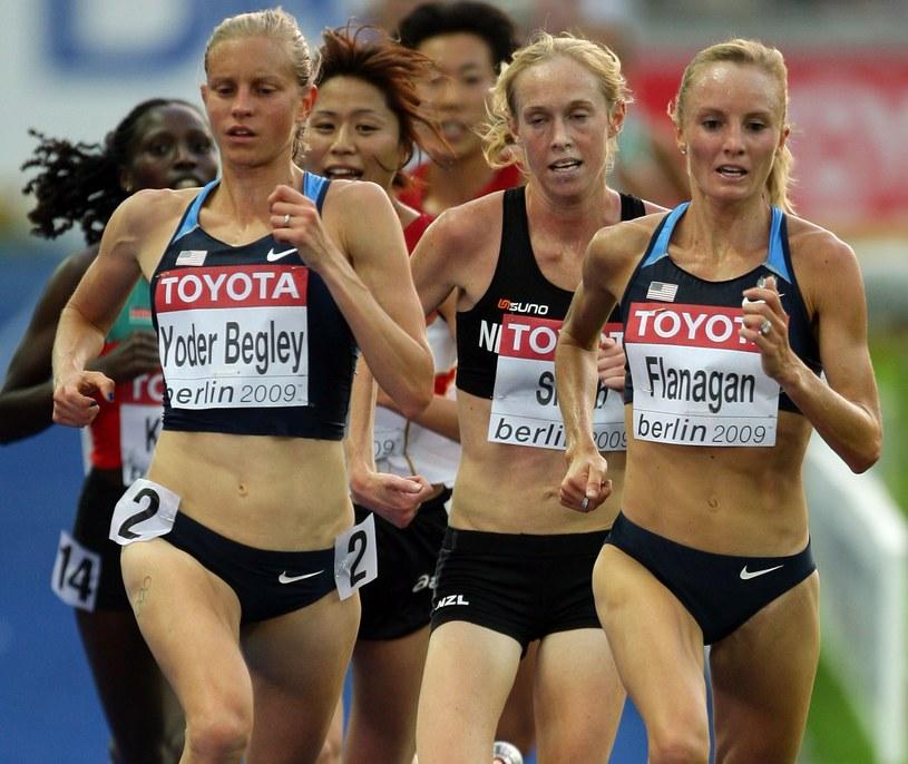 Amy Yoder Begley (na pierwszym planie, z lewej) /Getty Images
