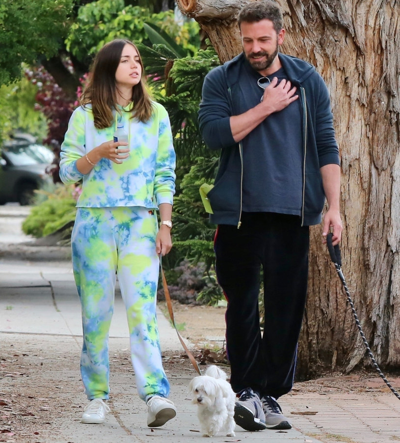 Ana de Armas i Ben Affleck /SplashNews.com /East News