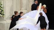 Ana Ivanović i Bastian Schweinsteiger wzięli ślub! Są fotki z uroczystości kościelnej!