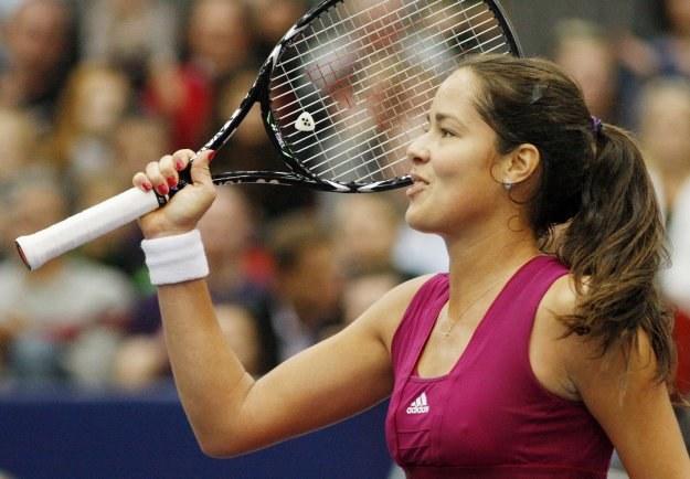 Ana Ivanovic wygrała turniej w Linzu /AFP