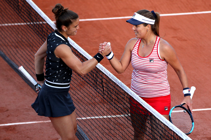 Ana Tatishvili (z prawej) /Getty Images