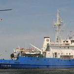 Anakonda w kolejnej akcji na Bałtyku. Ratowano wędkarza