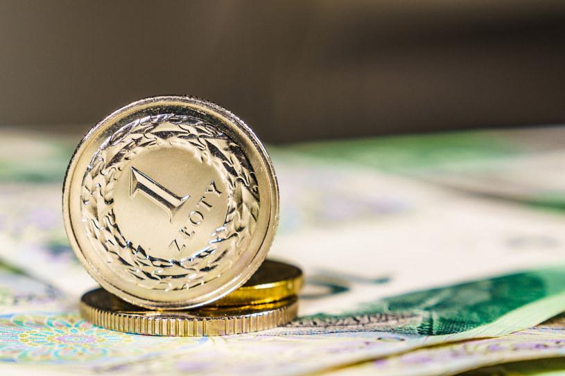 Analitycy nadal nie są w stanie przewidzieć jak mocno osłabi się złoty. /123RF/PICSEL