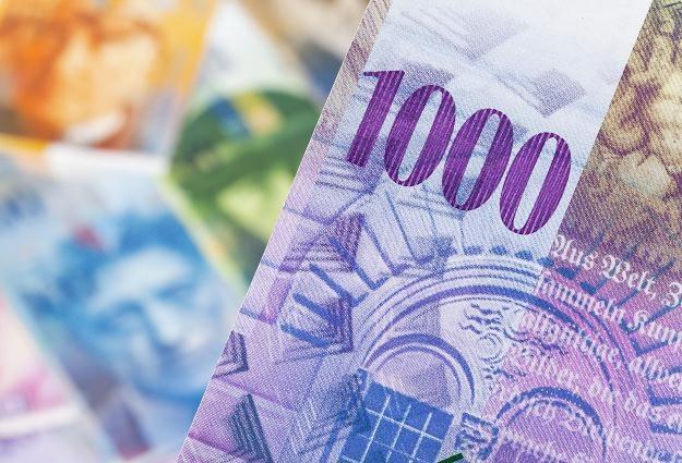 Analitycy przewidują, że w 2014 roku frank szwajcarski straci na wartości w stosunku do złotego /©123RF/PICSEL