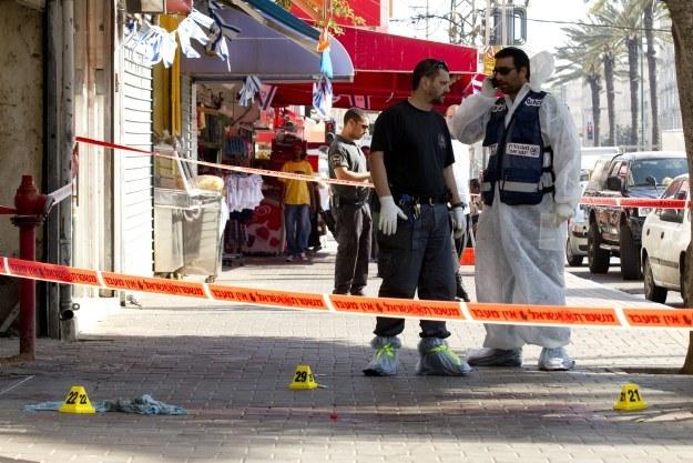 Analiza miejsca zbrodni to podstawa /AFP