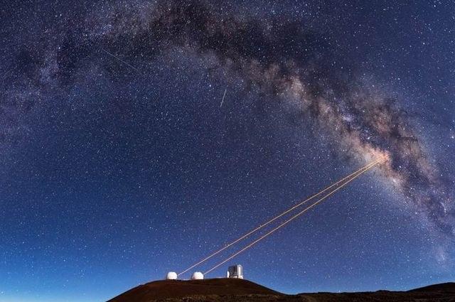Analiza obiektu G2 została dokonana przez naukowców z UCLA College w Keck Observatory /materiały prasowe