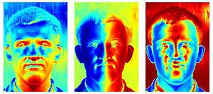 Analiza przy użyciu programu PhotoFace  /University of Bath